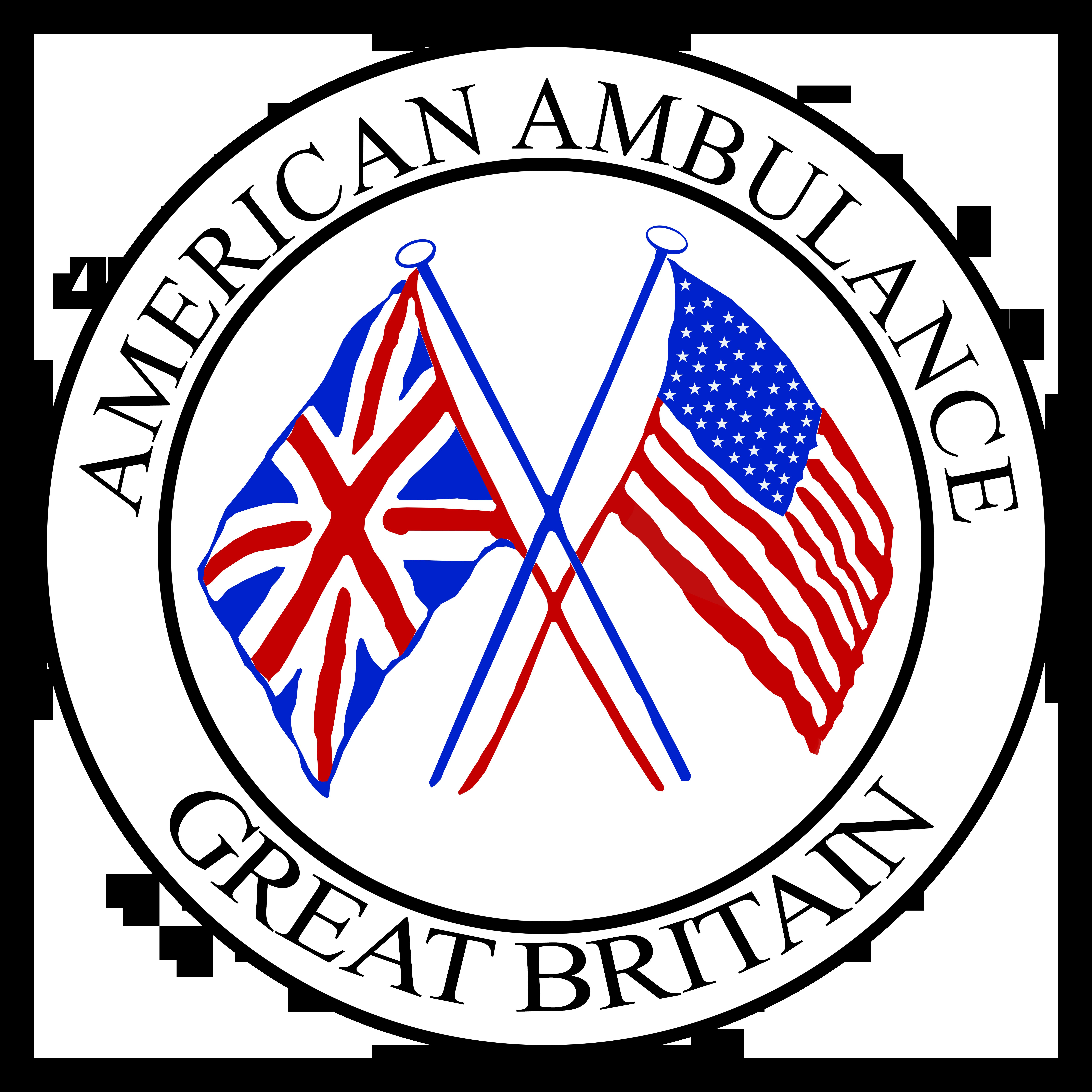 American Ambulance Great Britain